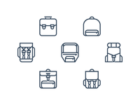 New Trailpack Icons