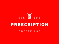 Perscription Coffee Lab Logo