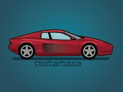 80's Ferrari