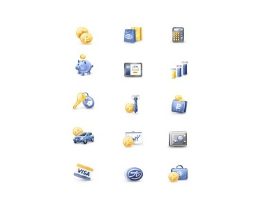 """Icons from """"Akcept"""""""