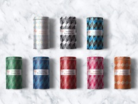 Bru Haus Tea Tins