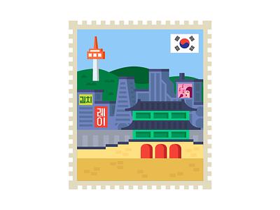 Seoul seoul tower kimchi k-pop city korea south seoul