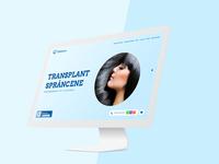 Hair Transplant specialist website