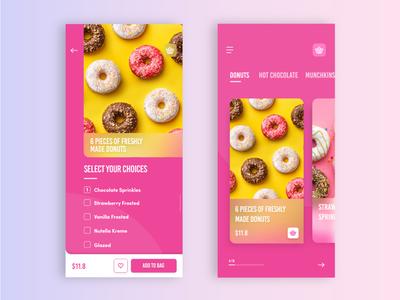 Donut app