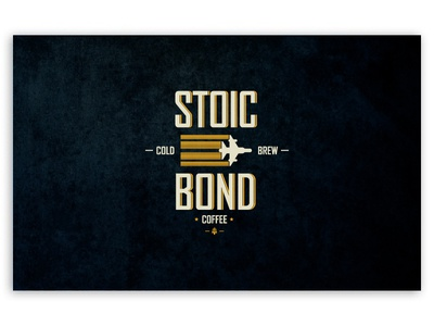 Stoic Bond Cold Brew Coffee