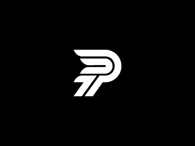 P Letter Images.Letter P Logo Mark By Farooq Shafi On Dribbble