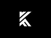 V K F - Logo Design
