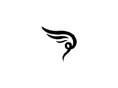 Letter P Design - FSVISUALS clothinglogo gymshark alphalete wings bird phoenix fitnesslogo