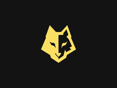 Wolf gymshark alphalete wolflogo fitnesslogo fsvisuals logodesign wolf