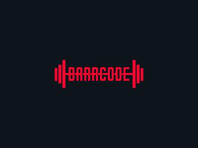 Barrcode - Coaching alphalete productdesign gymshark logodesign fitnesslogo coaching barcode