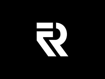 F & R Logo Mark - FSVISUALS gymshark fsvisuals fitnesslogo fitness clothinglogo bodybuilding alphalete