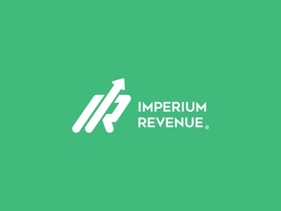 Imperium Revenue Logo Design - FSVISUALS techpack fsvisuals webdesign logodesign growthlogo socialmedia marketing