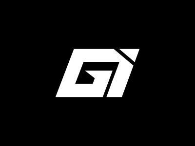 G and I Logo Mark - FSVISUALS bodybuilding logodesigns logodesign designagency graphicagency clothinglogo alphalete fitnesslogo