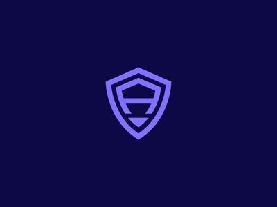 Letter A + Shield - FSVISUALS