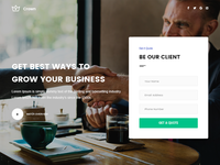 Crown - Services Landing page