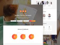 LeadEducate - Education Landing Page Template