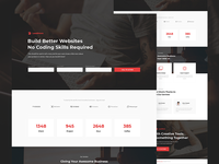 LeadMore - Lead Generation Landing Page Template