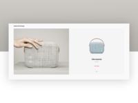eCommerce Shop Item - Adobe XD