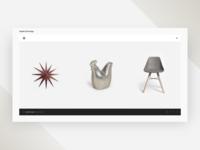 Portfolio Carousel - Adobe XD