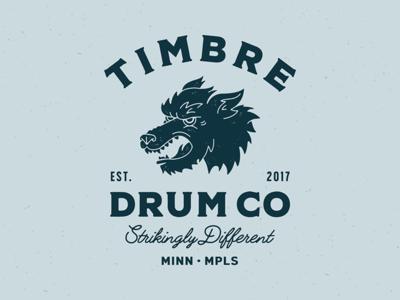 Timbre Logo Lockup