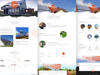 Evotar tech Website Design