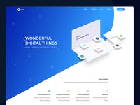 IT company or Digital agency website design