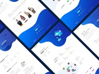 Digital agency or it company website design