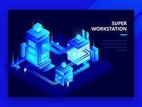 Super workstation