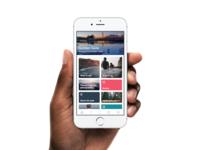 National Park Service iOS App