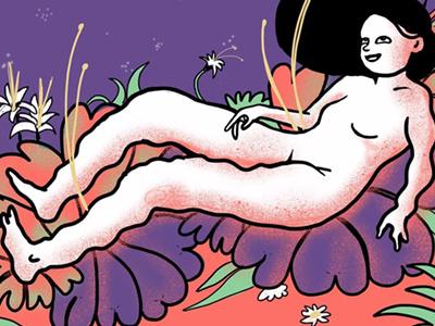Freeda X Netflix design graphic illustration fashion freeda