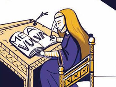 MEA VULVA design feminism sex adventure comics illustration