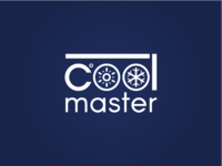 """The logo of """"Cool master"""""""