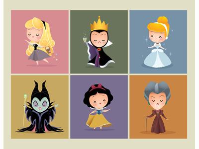 Princess dribbble