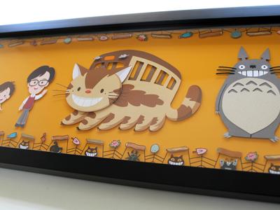 Totoro Tribute kawaii cute ghibli totoro jared andrew schorr jmaruyama supahcute leanna lins wonderland