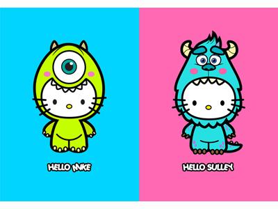 Hello Monster
