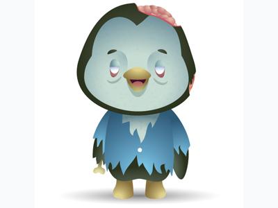 Penguinzombie dribble