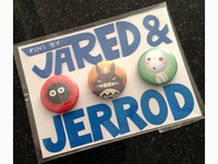 Button Giveaway