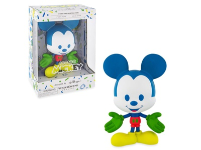 Iconic Mickey (Color Variant) mickey mouse disney character design jerrod maruyama kawaii cute
