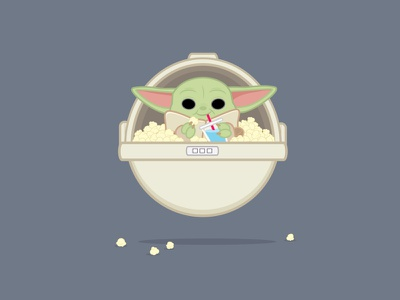 Season 2 character design star wars illustration adobe illustrator vector disney kawaii cute jerrod maruyama