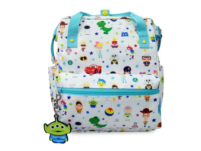 World of Pixar Backpack illustration adobe illustrator vector jmaruyama character design disney kawaii jerrod maruyama cute