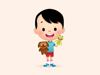 The Muppet Show illustration vector adobe illustrator jmaruyama character design disney kawaii jerrod maruyama cute
