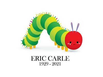 Eric Carle vector adobe illustrator jmaruyama illustration character design jerrod maruyama cute