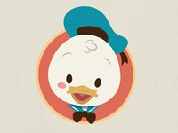 Kawaii Donald Duck
