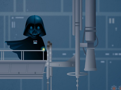 Bespin dribbble