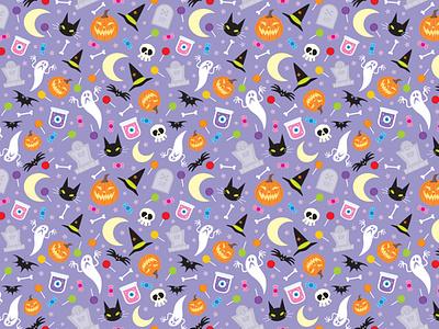 Nightmare Endsheets adobe illustrator vector illustration character design disney kawaii cute jerrod maruyama