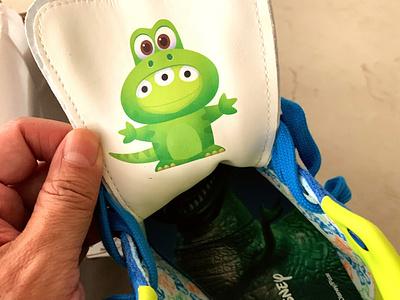 Adidas + Pixar pixar illustration disney jerrod maruyama