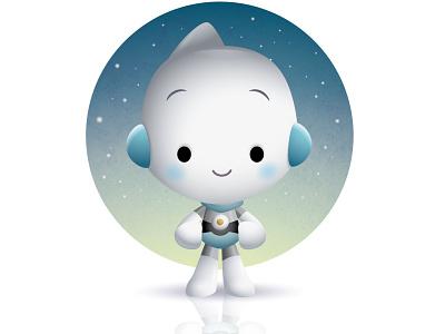 T0-B1 t0b1 star wars jmaruyama illustration character design disney kawaii jerrod maruyama cute