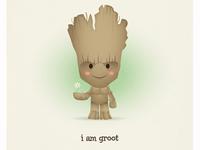 Kawaii Groot