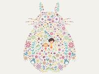 Totoro Flowers