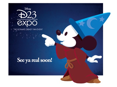 D23 Expo disney mickey mouse d23 expo anaheim disneyland